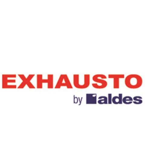 Luftfilter von Exhausto by Aldes