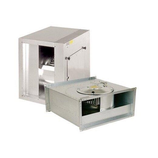 Systemair rechteckige AC Kanalventilatoren