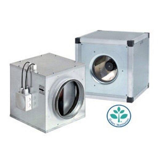 Systemair quadratische EC Kanalventilatoren