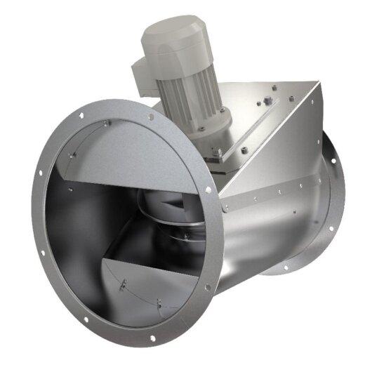 Systemair EC Thermo Radialventilatoren