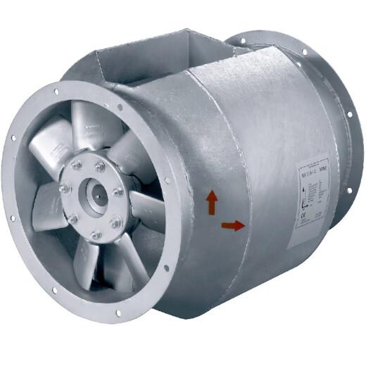 Systemair AC Thermo Axialventilatoren