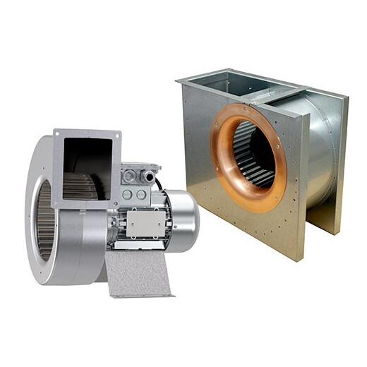 Systemair AC Radial EX Ventilatoren