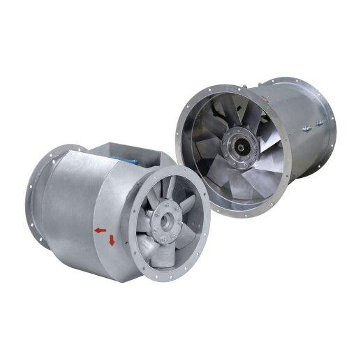 Systemair AC Mitteldruck Axial EX Ventilatoren
