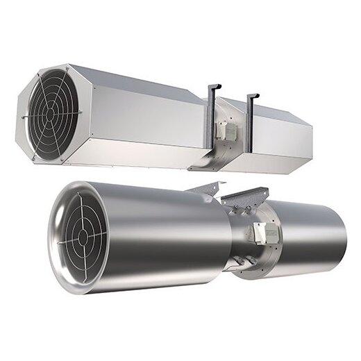 Systemair AC Brandgas Jet Ventilatoren