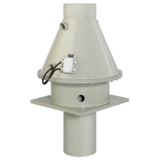 Systemair AC Dachkunststoffventilatoren für aggressive Medien