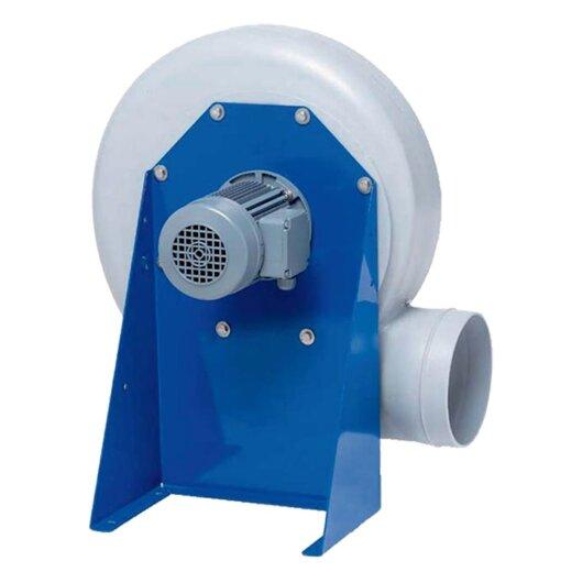 Systemair AC Radialkunststoffventilatoren für aggressive Medien