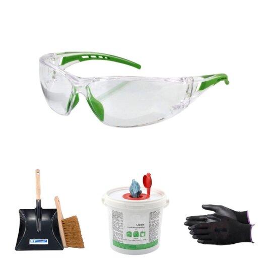 Arbeitsschutz und Werkzeug
