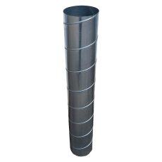 Wickelfalzrohr Stahlblech verzinkt NW 400mm 1 Meter (Typ...