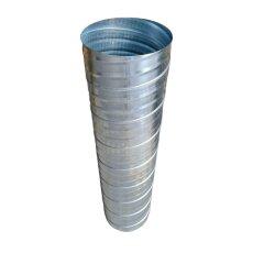 Wickelfalzrohr Stahlblech verzinkt NW 400mm 2 Meter (Typ...