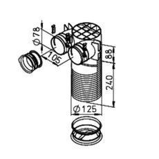 FRS-DWK2-75/125