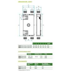 Aldes Inspir Air Home  SC 370 links Premium