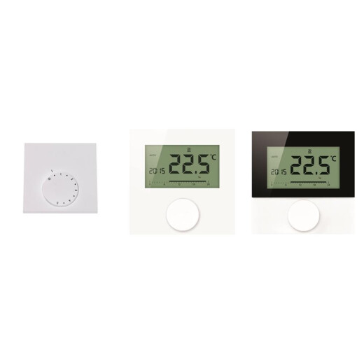 fu bodenheizung raumthermostat. Black Bedroom Furniture Sets. Home Design Ideas