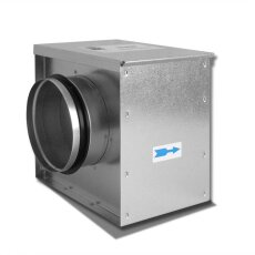 Luftfilterbox DFB- DN 160 / G4