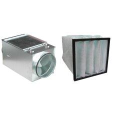 Luftfilterbox MFL-F NW 160 mit M5