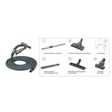 Zentralstaubsauger Multi-Flex Arbeitszubehör-Set...