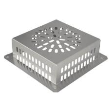 Kieskorb aus Aluminium ALMG3 KSKA 200/70