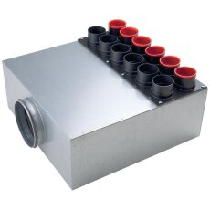 ValloFlex VVK16063/12 Luft-Verteilerkasten