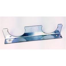 Montageclip für Flexrohr NW 63mm 2 Fach