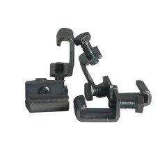 Luftkanalverbinder M8 30 x 3mm verz. max. Klemmstärke23MM