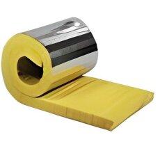 Mineralfaserwolle- Aluminiumkaschiert ML3-30 - Rolle mit 4,8m² = 1 Ballen