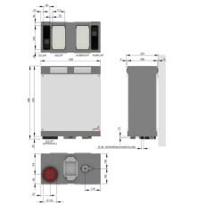 Zehnder Lüftungsgerät ComfoAir 180