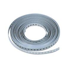 Montage- Lochband 19mm kunststoffummantelt 10m Rolle