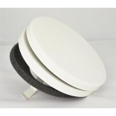 Metall Tellerventil Zuluft - MTVZK Mit Einbauring NW100mm