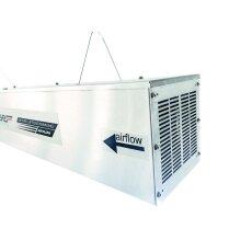 san:aer 270 active UVC Luftreiniger mit Seilabhängung