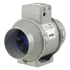 Halbaxialrohrventilator Turbo 125