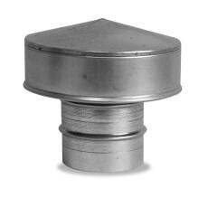 Dachhaube V2A NW 150