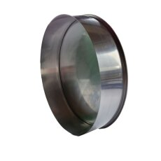 Enddeckel V2A NW 400mm