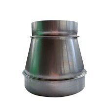 Reduzierung V2A NW 140/080mm