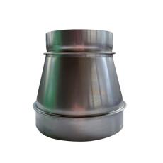 Reduzierung V2A NW 160/125mm